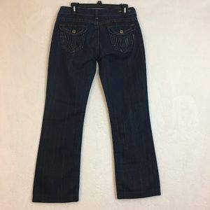 MEK Denim Remo Jeans Size 29 Boot Cut